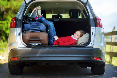 fun things to do in the car with kids