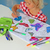 butterfly gifts colour-in