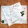 Christmas cards, tags and paper set