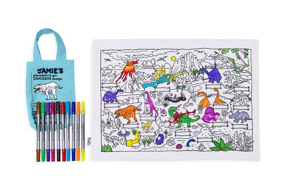 placemats for children to colour in
