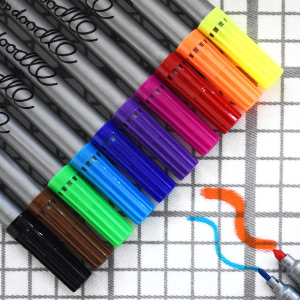 double ended wash out fabric markers