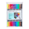 colourful washable felt tip pens