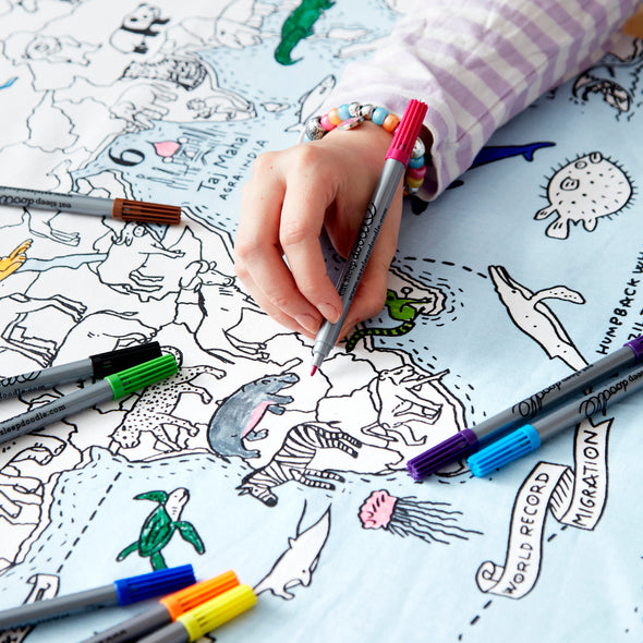 colour-in activities for kids