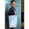 washable pond design school bag