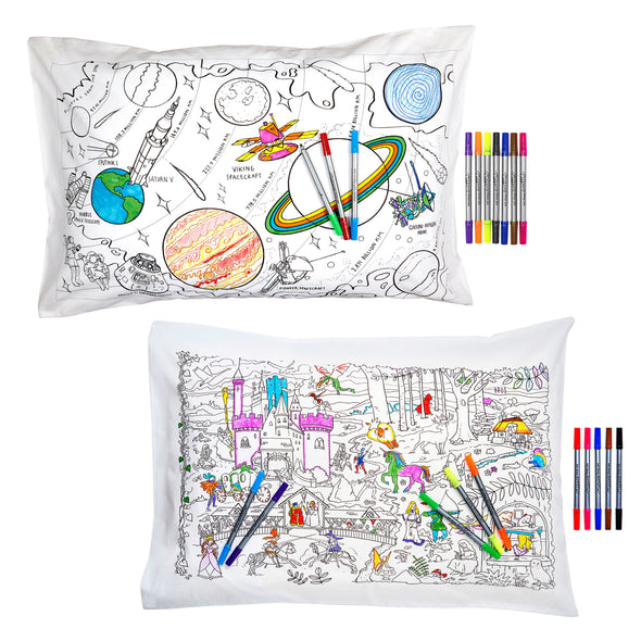 doodle pillowcase bundle