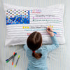 us map pillowcase to colour-in