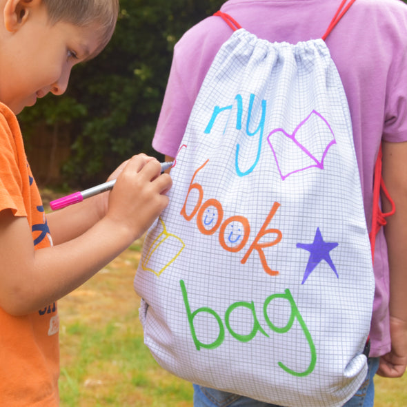 creative school bag
