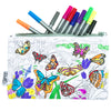 butterfly pencil case