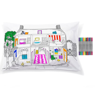home decorator pillowcase - party pack of 10