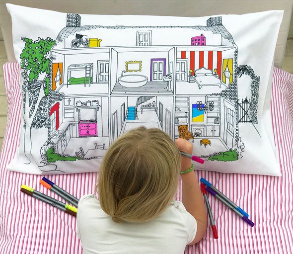 cotton pillowcase for girls