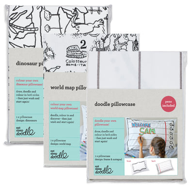 cotton pillowcase bundle