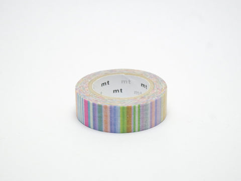 mt deco - Pastel Multi Border