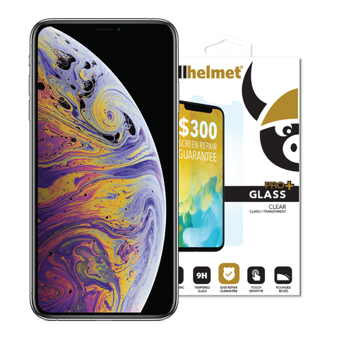 Apple iPhone XS Max Tempered Glass Pro+