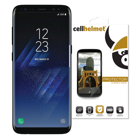 TPU Screen Protectors for Samsung Galaxy S8 by cellhelmet