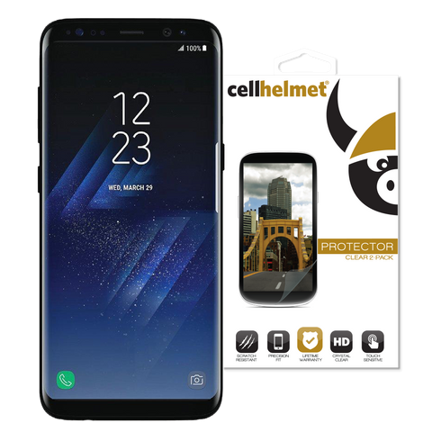 Samsung Galaxy S8+ TPU Screen Protector Wholesale by cellhelmet