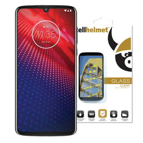 Motorola Moto Z4 Play Tempered Glass