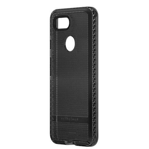 cellhelmet Altitude X Pro Series Black Case for Google Pixel 3