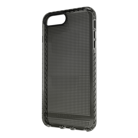 cellhelmet Altitude X Pro Series Black Case for Apple iPhone 6/7/8 Plus