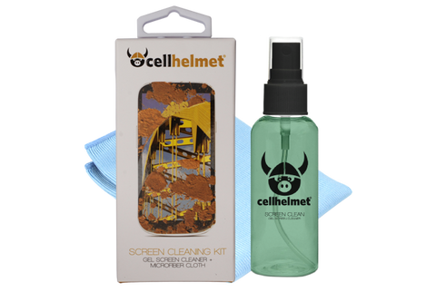 cellhelmet Screen Cleaning Solution