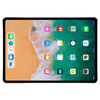 "cellhelmet Tempered Glass for iPad Pro 11"" 2018"