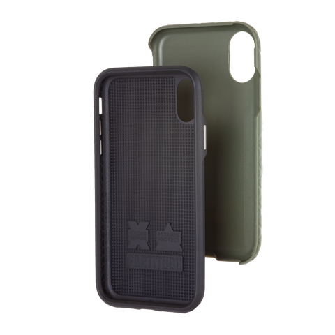 Fortitude Pro Series for Apple iPhone XR - Olive Drab Green