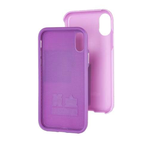 Fortitude Pro Series for Apple iPhone XR - Lilac Blossom Purple