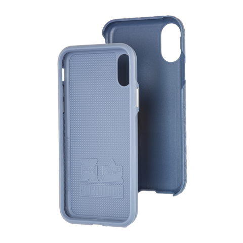 Fortitude Pro Series for Apple iPhone XS/X - Slate Blue
