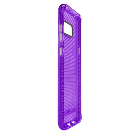 cellhelmet Altitude X Pro Series Purple Case for Samsung Galaxy S8 Plus