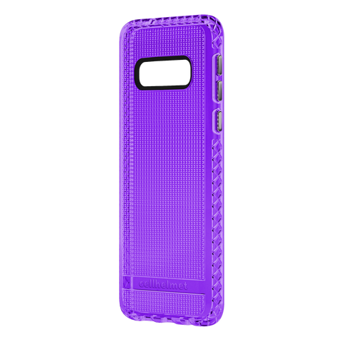 cellhelmet Altitude X Pro Series Purple Case for Samsung Galaxy S10 Plus