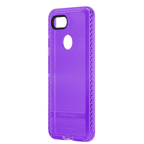 cellhelmet Altitude X Pro Series Purple Case for Google Pixel 3 XL