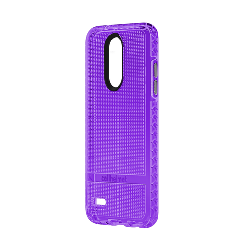 cellhelmet Altitude X Pro Series Purple Case for LG K8 2018