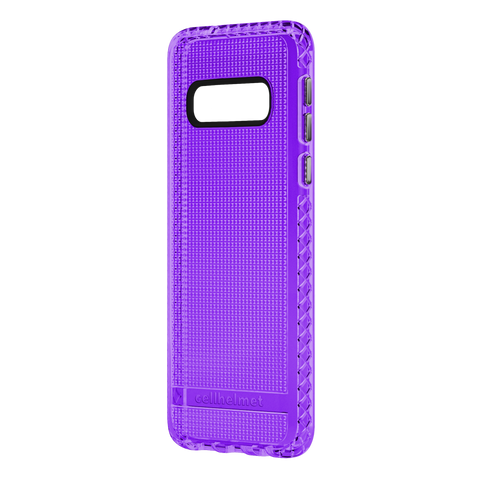 cellhelmet Altitude X Pro Series Purple Case for Samsung Galaxy S10
