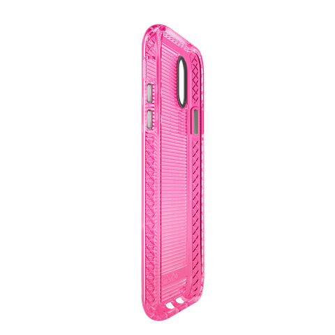 cellhelmet Altitude X Pro Series Pink Case for iPhone Xr