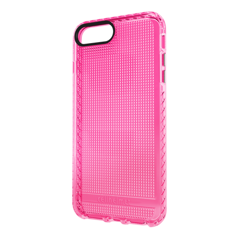 cellhelmet Altitude X Pro Series Pink Case for Apple iPhone 6/7/8 Plus