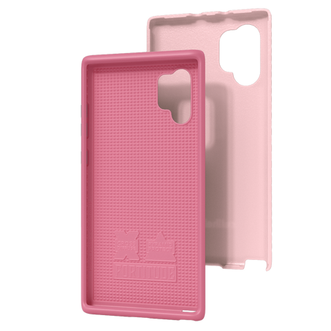 Fortitude Pro Series for Samsung Galaxy Note 10 Plus - Pink Magnolia