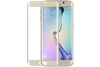 Gold Curved Tempered Glass for S6 Edge by cellhelmet