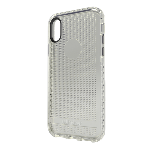cellhelmet Altitude X Pro Series Clear Case for Apple iPhone Xs / X