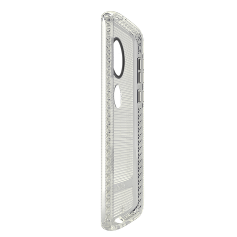 cellhelmet Altitude X Pro Series Clear Case for Motorola Moto G6