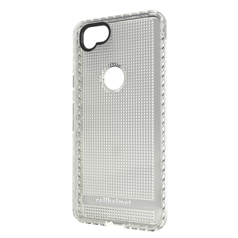 cellhelmet Altitude X Pro Series Clear Case for Google Pixel 2