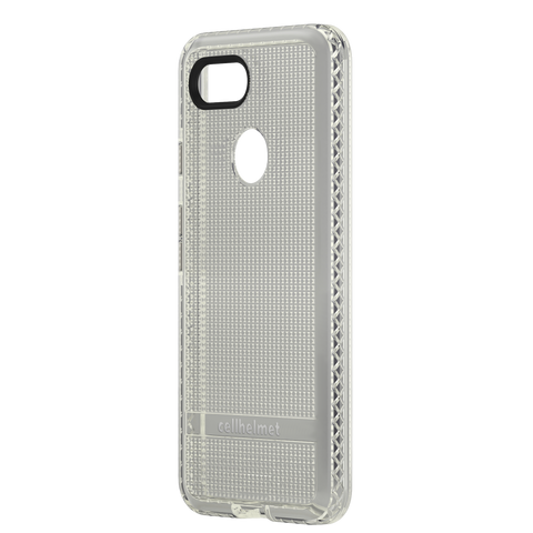 cellhelmet Altitude X Pro Series Clear Case for Google Pixel 3