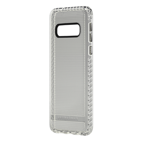 cellhelmet Altitude X Pro Series Clear Case for Samsung Galaxy S10