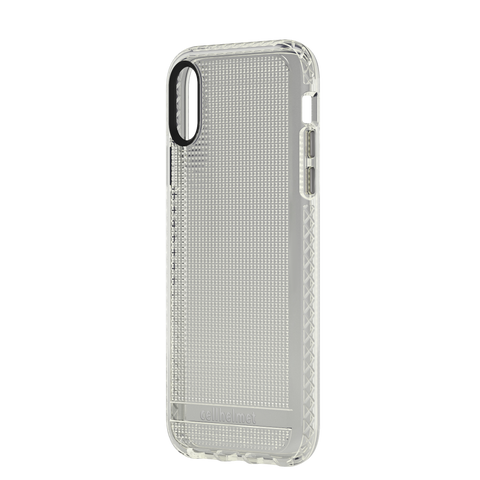 cellhelmet Altitude X Pro Series Clear Case for iPhone Xr