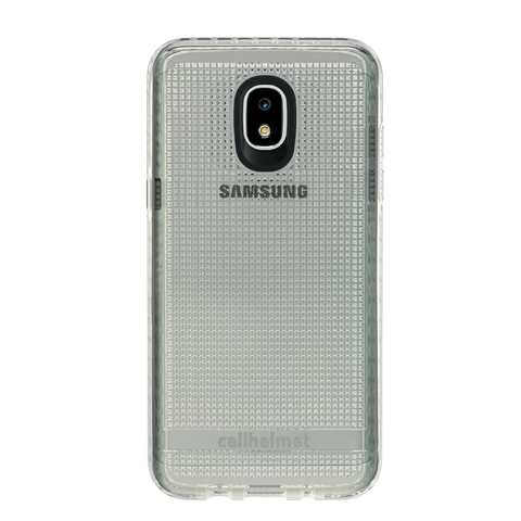 cellhelmet Altitude X Pro Series Clear Case for Samsung Galaxy J3 2018