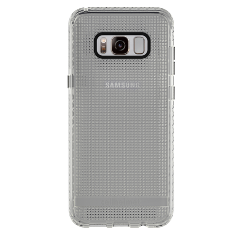cellhelmet Altitude X Pro Series Clear Case for Samsung Galaxy S8