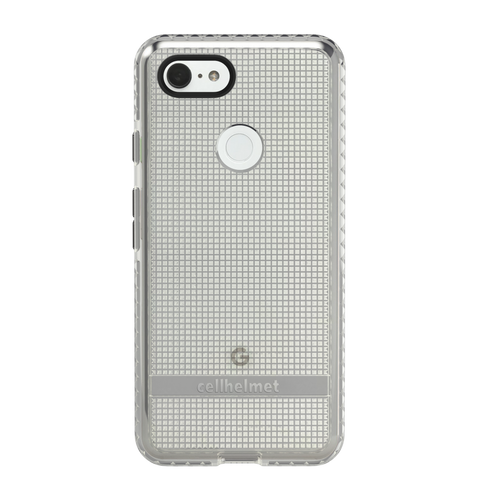 cellhelmet Altitude X Pro Series Clear Case for Google Pixel 3 XL