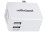 Wholesale Dual Port Wall Charger by cellhelmet - White