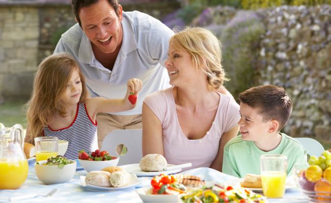 Healthy breakfast with the family? Here are healthy choices to consider