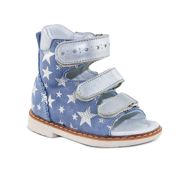 Hero Image for ELEGANT DELTA printed orthopaedic high-top sandals