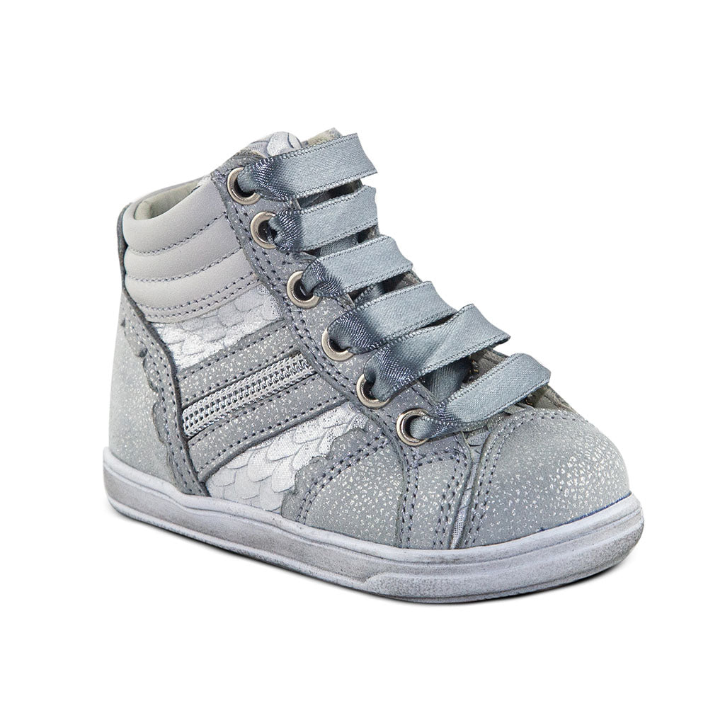 Hero Image for HARMONY DE SILVA printed orthopaedic high-top sneakers