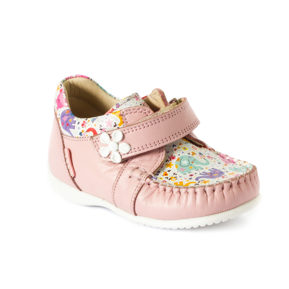 Hero Image for KATIE CONFETTI glam girls' moccasins